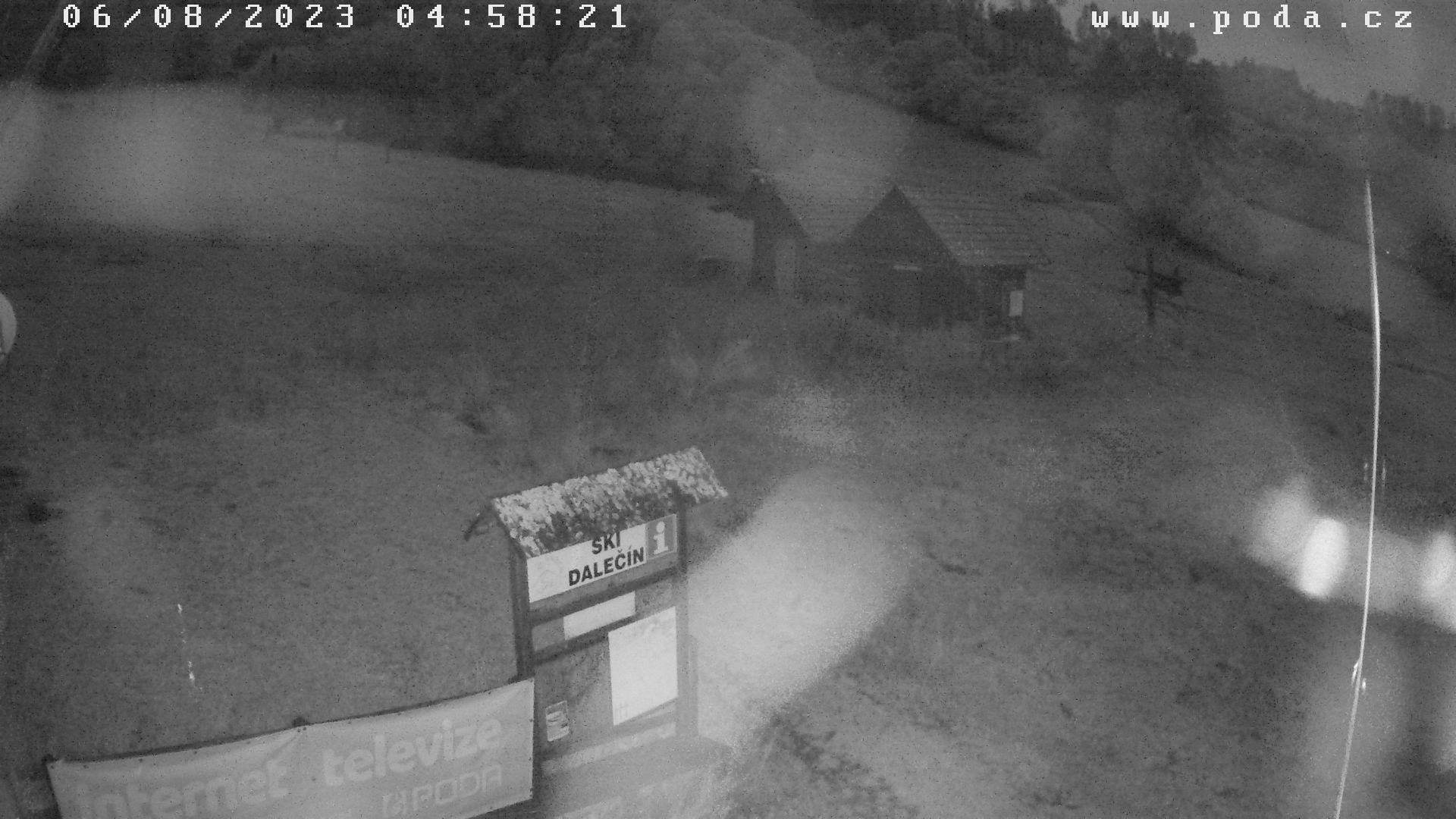 Webcam - Webkamera Ski Areál Dalečín