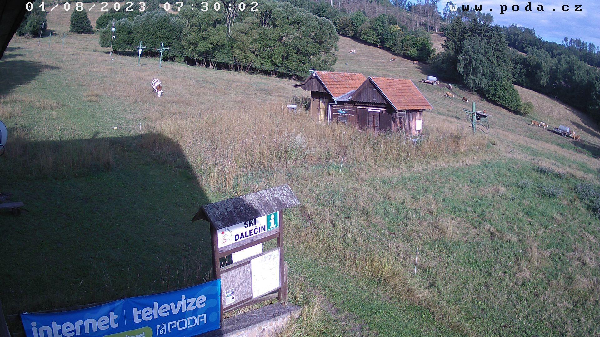Webkamera Dalečín
