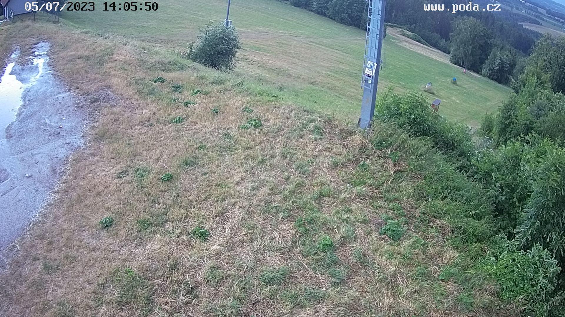 Webcam Vysoká u Havlíčkova Brodu