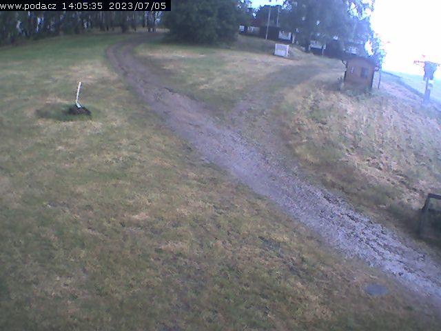 Webkamera Vysoká u Havlíčkova Brodu III