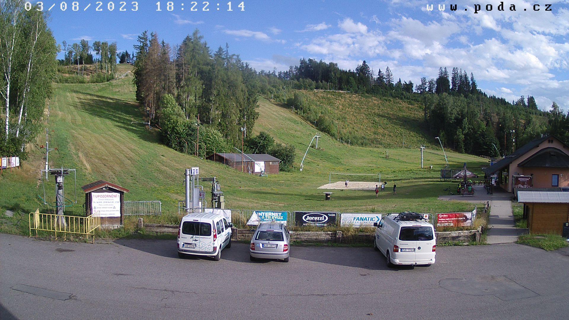 Kamera Ski klub Hlinsko