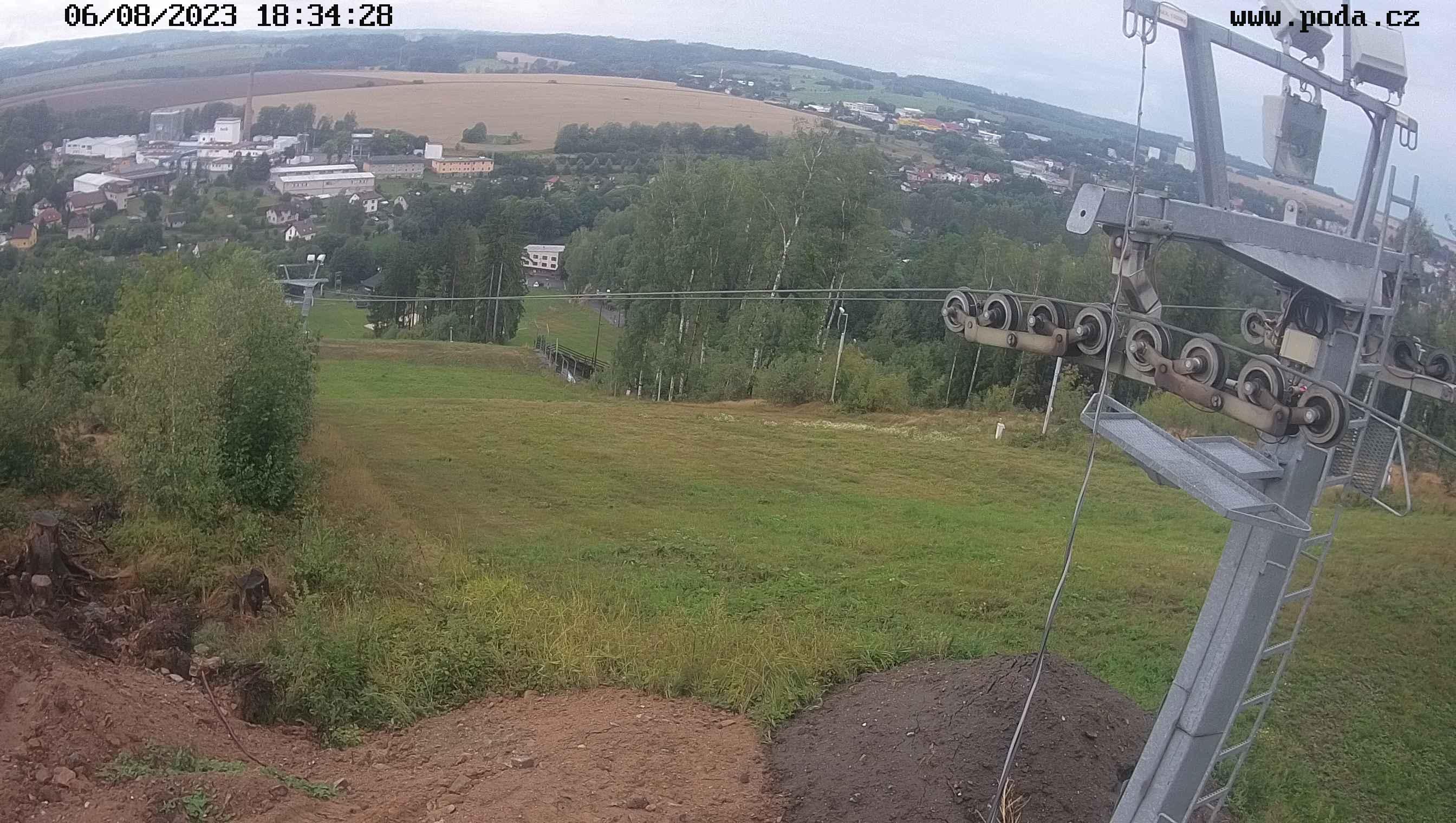 Kamera Ski Hlinsko - Sjezdovka