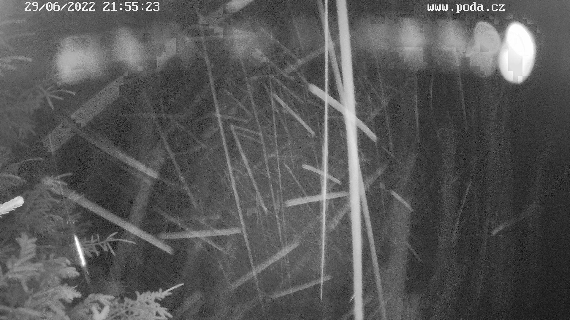 Webkamera Hluboká u Trhové Kamenice