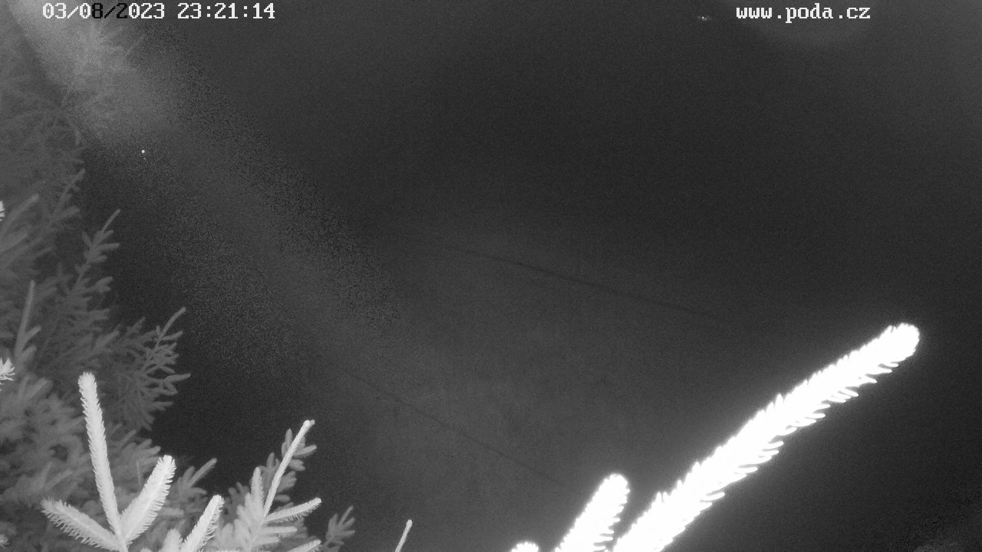 Webcam Hluboká u Trhové Kamenice